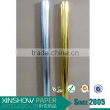 Aluminum wrapping waterproof colourful gold foil paper