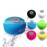 Manufacturer wholesale portable Water Resistant 3.0 shower mini IPX4 Waterproof Bluetooth Speaker