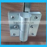 Hot Wholesale Factory Directly Precision Casting Stainless Steel Surface Mounted Shower Hinge