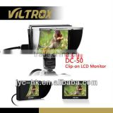 Manufacture Best Price 5 Inch HD Field HDMI DSLR Camera LCD Monitor VILTROX DC-50 Camera Mount LCD Monitor