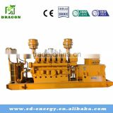 Micro CHP natural gas generator set, factory directly sale , produce electricity for mini power plant 500kw gas generating
