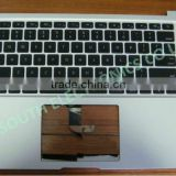 Laptop keyboard for apple macbookair 13.3 not touch pad C shell black colour US layout
