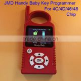Original jmd handy baby car key copy auto key programmer for 4C/4D/46/48 Transponder Chips
