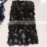 Wholesale Real Fox Skin Plate / Fox Fur Plate