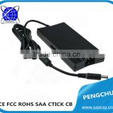 Perfect Replacement 19.5V 4.62A Power Supply Slim 90W DC 7.4*5.0MM Power Adapter For Dell