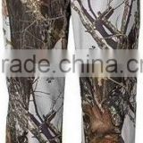 Far infrared Carbon Heated military pants, heated trousers, camo man trousers, army trousers