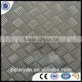 5 bar thread checkered Aluminum sheet /304 STAINLESS STEEL SHEET CHECKERED PLATE/stainless