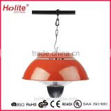 220-240V Indoor and outdoor Ceiling Electric halogen or carbon infrared Heater