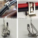 Cable Positioning Stainless Steel Solar Cable Clip