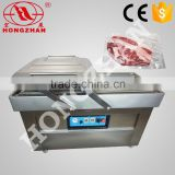 price for DZ 600 Double chamber rice meat vegetables fruits vacuum packer vacuum machine vaccum packing machine