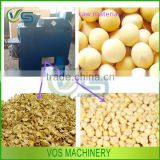 Professional bean dehulling machine, soybean dehulling machinery hot sale
