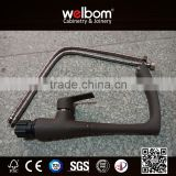 China Supplies New Modern Chrome Spray Hospital Faucet
