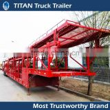 Car hauler trailer, SUV Carrying box trailer, Enclosed car transport