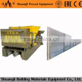 precast concrete fence mold/concrete fence designs/precast concrete fence panels machine