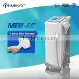 Over 20 million flashes Painless and Permanent Depilator professional cooling system diode laser 808nm hair removal machine