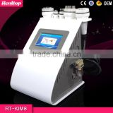 """Newest 40K Ultrasonic Liposuction Cavitation Machine For Sale Weight Loss Slimming Machine Ultrasound Cavitation For Cellulite With Multipolar RF And BIO Face Lift Bipolar Rf Ultrasonic Liposuction Cavitation"