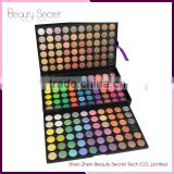Private label 180colors best cosmetic eyeshadow palette