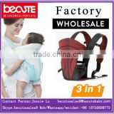 3 in 1 OEM&ODM 3 wheels high quality baby doll stroller with car seat