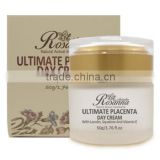 Rosanna Ultimate Placenta Day Cream (50g) Lanolin, Hydrolyzed Soy Protein, Squalene, Coconut Oil and Vitamin E