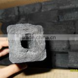 high density, long time burning, excellent heat value, no smoke and odor charcoal for sale/machine made charcoal for BBQ