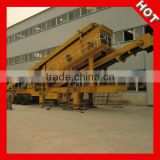 brand new Movable Stone Crushing Plant, crushing & screening plant,flexible mobile crusher plant for rock crushing