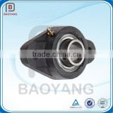 Y-bearing Flanged Units Cast Iron Bearing Housing Oval Flange Gub Screw Locking FYTB 35 TF SKF