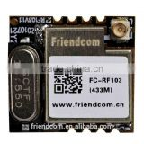 433mhz low cost rf transmitter module with SPI