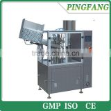 NF-60A Fully Automatic plastic tube filling & sealing machine with feeding tube device