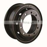 Most popular size factory 22.5 truck rims