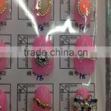 Nail art act the role ofing is tasted alloy DIY HYY-MG010