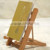 Bamboo Book Holder