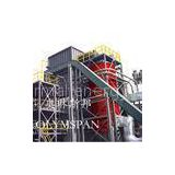 Convection Molten Salt Oil Fired Vertical Thermal Oil Boiler