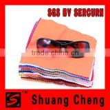 2016 Promotional microfiber eye glass cleaning cloths