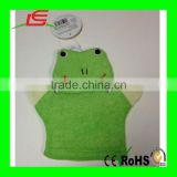 Lucky Green cute baby toy hand puppet plush frog puppet