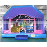 Factory price inflatable gaint jumping castle with air blower for sale