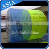 Giant Pvc Safe Inflatable Rolling Ball Water Roller Polo Ball Price