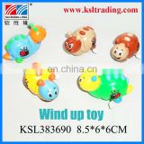 plastic toy wind up snail