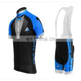 Custom Sports Wear Quick-Dry Biking Breathable Cycling Clothes Lightweight Cycling Jersey