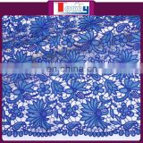 Best quality african lace fabrics guipure latest 2015 from Tokay