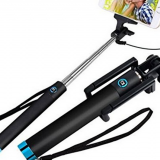 Portable High Quality Selfie Stick, Customize Selfie Stick Private Label for Cell Phone