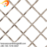 decorative furniture crimped wire mesh