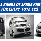 Full range of spare parts for CHERY YOYA S22