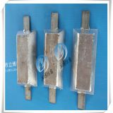 Sacrificial Zinc Anode for Boat Hull