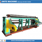 Hexagonal Wire Mesh Machine for make SS Chicken Wire Mesh making machinery