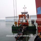 8 inch suction dredge