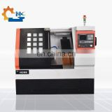 CK50 Hydraulic chuck and tailstock cnc lathe engraving machine small