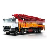 new hydraulic 53m S ANY mobile concrete pump for sale