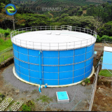 High-quality Glass-Fused-to-Steel Water Tanks for Irrigation In Agriculture
