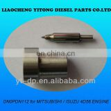 China Best Quality Fuel Injector Nozzle DN0PDN112 (093400-6760) Suitable to 4D56 Diesel Engine
