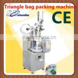 Apricot Peach Flavoured Black Tea triangle bag packing machine